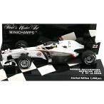ザウバー F1 チーム P・デラ ロサ ショーカー 2010 (1/43 ミニチャンプス400100097)
