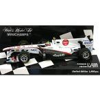 ザウバー F1 チーム S・ペレス ショーカー 2011 (1/43 ミニチャンプス410110087)