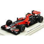 SPARK 1/43 Virgin MVR-02 No25 China GP 2011 J.Dambrosio