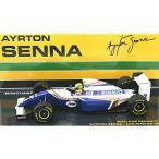 ウィリアムズ ルノー FW16 アイルトン・セナ サンマリノGP 1994 (1/43 ミニチャンプス547940302)