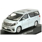 KYOSHOオリジナル 1/43 Toyota Alphard 350S C Package グレーメタリック 京商