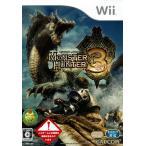 ショッピングモンスターハンター モンスターハンター3(トライ)/Wii/RVLPRMHJ/C 15才以上対象 中古