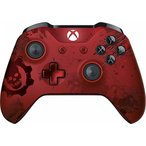 Microsoft Gears of War 4 Crimson Omen Limited Edition Xbox Red Metallic マイクロソフトワイヤレスコン