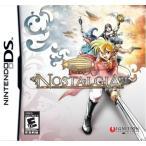 Nostalgia Nintendo DS ノスタルジアニンテンドー DS用ビデオゲーム 英語北米版