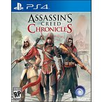 Assassin's Creed Chronicles Trilogy Pack PlayStation 4 PS 4 アサシンクリードクロニクル三部作パックプ