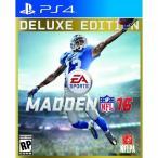 Madden NFL 16 Deluxe Edition PlayStation 4 マッデンNFL16デラックスエディションプレイステーション4 北