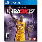 NBA 2K17 Legend Edition PlayStation 4 Legend Edition ビデオゲーム 北米英語版