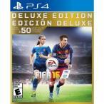 FIFA 16 Deluxe Edition PlayStation 4 FIFA16 デラックスエディションプレイステーション4 北米版