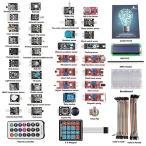 SunFounder37 モジュール Arduino UNO R3 Mega2560 Mega328 ナノラズベリーパイ Arduino センサーキット