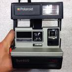Polaroid Sun 600 camera ポラロイド 600 カメラ