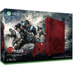 Xbox One S 2TB Console - Gears of War 4 Limited Edition Bundle コントローラー セット ギアーズ・オ
