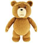 Ted 24-Inch Talking Plush Teddy Bear テッド テディベア おしゃべりぬいぐるみ 「クリーントーキン