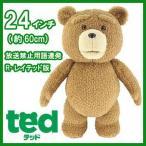 【正規品】TED テッド ぬいぐるみ 24インチ 60cm Ted 24-Inch Talking Plush Teddy Bear テッド テディ
