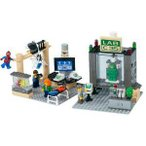 レゴ LEGO スパイダーマン 全ての始まり スパイダーマンTMとグリーン・ゴブリンTM 4851
