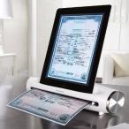 iPad タブレット対応のモバイルスキャナー★ iConvert スキャナー ※iPad(第3世代)、iPad 2、iPadに