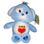 "ケアベア Care Bears Cousins *Loyal Heart Dog* 8"" Plush ぬいぐるみ 人形"