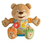 Chicco Count-with-Me Teddy Bear ぬいぐるみ 人形