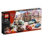 レゴ LEGO カーズ フローのV8カフェ 8487