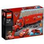 レゴ LEGO カーズ マックのチーム・トラック 8486