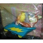 1993 McDonalds Happy Meal Toy Animaniacs # Mindy and Buttons' Wild Ride - Figurine フィギュア ダイ