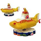 Beatles Yellow Submarine Shakems Bobble Head / ビートルズ イエローサブマリン ボブルヘッド