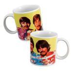 The Beatles Sgt. Pepper Mug / ビートルズ サージェントペッパー マグカップ