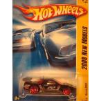 Hot Wheels ホットウィール Acura NSX Black'n Red 10 Spoke 2008 1/64 #11ミニカー モデルカー ダイキャ