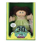 Cabbage Patch Kids (キャベツパッチキッズ) Vintage Doll - 限定品 (限定品) 30th Birthday - Brunette