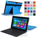 "MoKo Slim-fit Case for Microsoft Surface Pro / Surface Pro 2 10.6"" Inch Windows 8 Tablet (Fits wit"