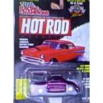 Hot Rod Magazine Drag Racing シリーズ: Issue #94 '41 Willys クーペ ミニカー ダイキャスト 車 自動車