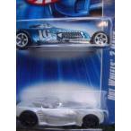 Hot Wheels (ホットウィール) 2 Pack Sweet 16 Blue 5 Spoke & The Covelight White FTE 2006 1/64 ミニ