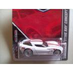Hot Wheels (ホットウィール) Garage Corvette Sting Ray Concept ミニカー ダイキャスト 車 自動車 ミニ