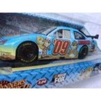 "Nascar (ナスカー) '09 FOX ""The Adventures Of Digger & Friends 1/24 Detailed ダイキャスト Collector"