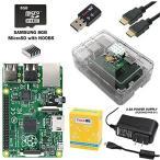 CanaKit Raspberry Pi B+ ラズベリーパイB +コンプリートスターターキット