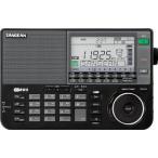 Sangean ATS-909X ブラック AM/FM/短波ラジオ ワールドバンドレシーバー