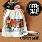 CULTURE MART 巾着袋 ミニポーチ / DUAL ACTION Tablets