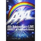 【DVD】【10%OFF】AAA 4th Anniversary LIVE 090922 at Yokohama Arena/AAA トリプル・エー