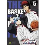 【DVD】【9%OFF】黒子のバスケ 5/黒子のバスケ クロコノバスケ
