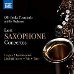 失われたサクソフォン協奏曲集 / トゥオミサロ&ヒズ・オーケストラ (CD)
