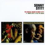 【CD】THE SENSUAL SOUND OF SONNY STITT+ソニー・スティット&ザ・トップ・ブラス+1ボーナストラック/ソニー・...