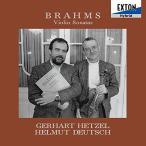 【CD】ブラームス:ヴァイオリン・ソナタ/ヘッツェル ヘツツエル