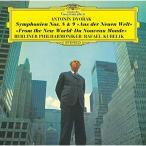 ドヴォルザーク:交響曲第8番&第9番《新世界より》 / クーベリック (CD)