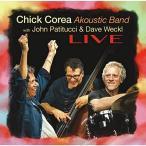 LIVE / チック・コリア・アコースティックバンド (CD) (発売後取り寄せ)