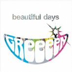beautiful days(初回限定盤)(DVD付) / GReeeeN (CD)