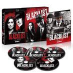 ブラックリスト シーズン5 ブルーレイ コンプリートBOX(Blu-ray Di.. / ジェームズ・スペイダー (Blu-ray)