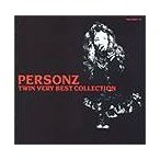 【CD】PERSONZ TWIN VERY BEST COLLECTION/PERSONZ パーソンズ