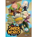 スナックワールド DVD-BOX Vol.1 / スナックワールド (DVD)