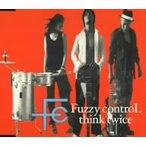 【CD】think twice/FUZZY CONTROL フアジー・コントロール