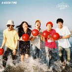 【CD】A GOOD TIME(通常盤)/never young beach ネバー・ヤング・ビーチ