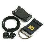 40mm幅ショルダーベルト用任意の位置に自在にケースを取り付けられるアタッチメント【バンナイズ/VanNuys】
